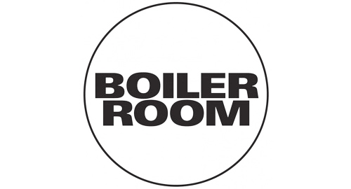 Boiler Rooms Sessions logo